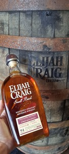 Elijah Craig Small Batch-Our Barrel Pick 750ml Bottle